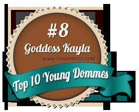 Mistress Kayla bio