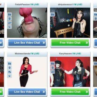 free femdom chat