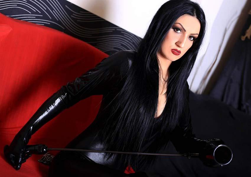 mistress x ravena
