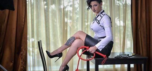 Velvet Mistress
