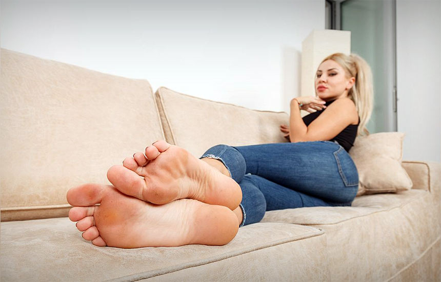 foot fetish live cam